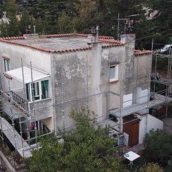 1-fase-di-montaggio-delle-impalcature-Impresa-Zampieri-Trieste