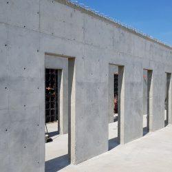 10 pareti portanti completate