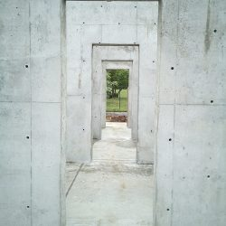 11 pareti portanti completate