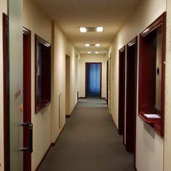 2 corridoio prima dei lavori