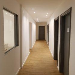 8 corridoio dopo i lavori