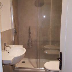 6 bagni dopo il restauro