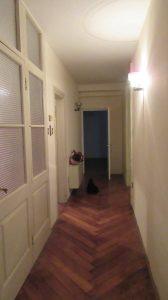 7 corridoio prima del restauro