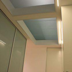 Dettaglio dei vetri a pavimento
