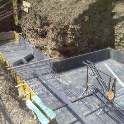 Impermeabilizzazione delle fondazioni