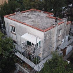 2-fase-di-montaggio-delle-impalcature-Impresa-Zampieri-Trieste