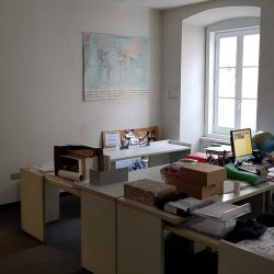 4 uffici interni prima dei lavori