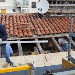 5 fase di smantellamento del tetto