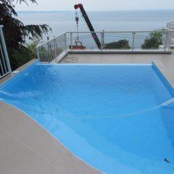 5 prove di tenuta della piscina