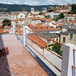 Impresa Zampieri Trieste - rimozione di pilastri 5