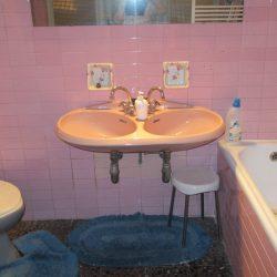 2 bagni prima del restauro