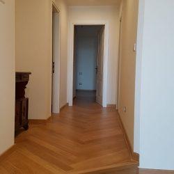 8 corridoio dopo il restauro