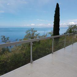 9 terrazza vista mare